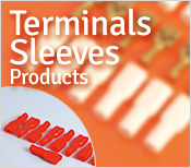 Terminals   Sleeves